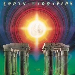 Earth, Wind & Fire - I Am CD Cover Art