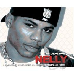 Nelly - Lowdown Unauthorized CD Cover Art