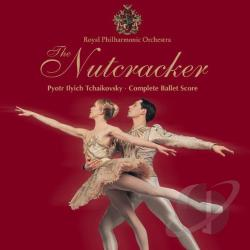 Maninov / Rpo / Tchaikovsky - Tchaikovsky: The Nutcracker CD Cover Art