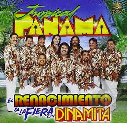 Tropical Panama - El Renacimiento de La Fiera CD Cover Art