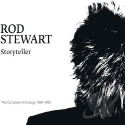 Stewart, Rod - Storyteller: The Complete Anthology 1964-1990 CD Cover Art