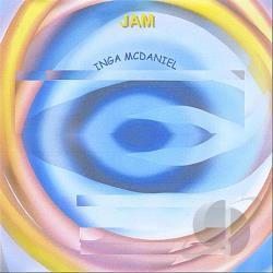 McDaniel, Inga - Jam CD Cover Art