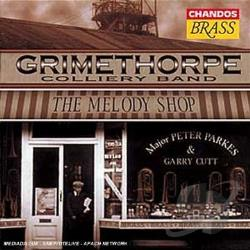 Grimethorpe Colliery Band - Melody Shop CD Cover Art