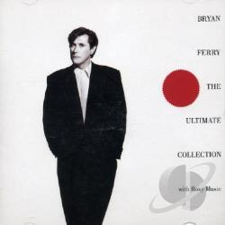 Ferry, Bryan - Ultimate Collection CD Cover Art