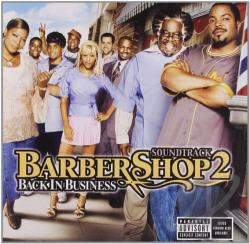 Barbershop 2: Back in Business CD Cover Art