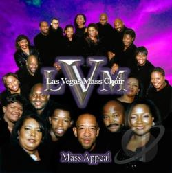 Las Vegas Mass Choir - Mass Appeal CD Cover Art
