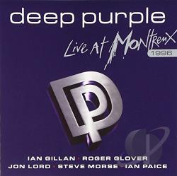 Deep Purple - Live at Montreux 1996 CD Cover Art
