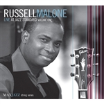 Malone, Russell - Live at Jazz Standard, Vol. 1 CD Cover Art