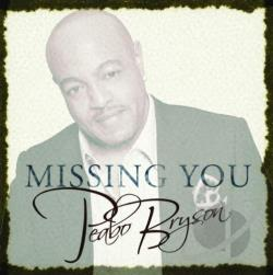 Bryson, Peabo - Missing You CD Cover Art