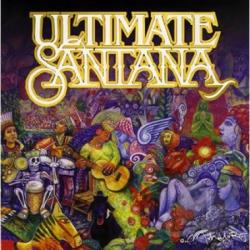 Santana - Ultimate Santana CD Cover Art