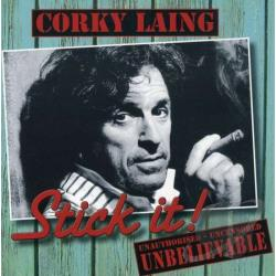 Laing, Corky - Stick It CD Cover Art