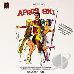 Apres-Ski LP Cover Art