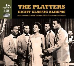 Platters - 8 Classic Albums CD Cover Art