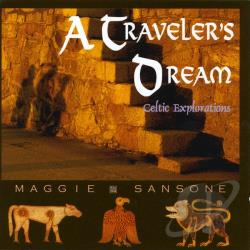 Sansone, Maggie - Traveler's Dream: Celtic Explorations CD Cover Art