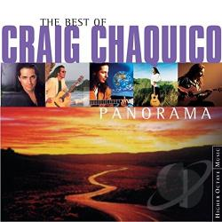 Chaquico, Craig - Panorama: The Best of Craig Chaquico CD Cover Art