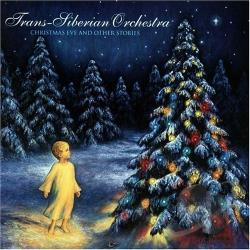 Trans-Siberian Orchestra - Christmas Eve and Other Stories CD Cover Art