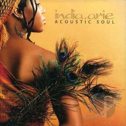 Arie, India - Acoustic Soul CD Cover Art