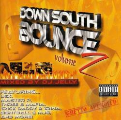 DJ Jelly - Down South Bounce, Vol. 2 CD Cover Art
