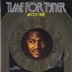 Tyner, Mccoy - Time for Tyner CD Cover Art