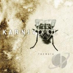 Karnivool - Themata CD Cover Art