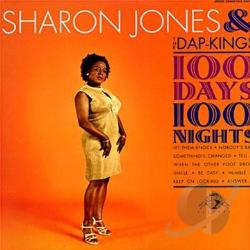Jones, Sharon / Sharon Jones & The Dapkings - 100 Days, 100 Nights CD Cover Art