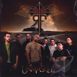 RF - Unmasked CD Cover Art