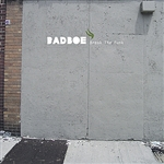 Badboe - Break the Funk CD Cover Art
