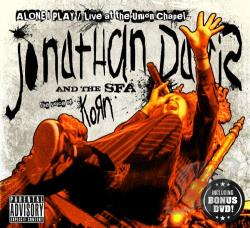Davis, Jonathan / S.F.A. - Alone I Play: Live at the Union Chapel CD Cover Art
