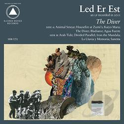 Led Er Est - Diver CD Cover Art