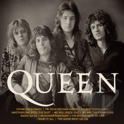 Queen - Icon CD Cover Art