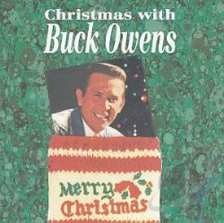 Owens, Buck - Christmas with Buck Owens and His Buckaroos CD Cover Art