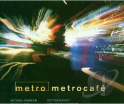 Metro - Metrocafe CD Cover Art