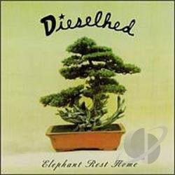 Dieselhed - Elephant Rest Home CD Cover Art