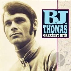 Thomas, B.J. - Greatest Hits CD Cover Art