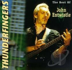 Entwistle, John - Thunderfingers: The Best Of John Entwistle CD Cover Art