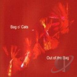 Bag O' Cats - Out of the Bag CD Cover Art