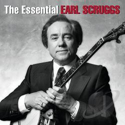 Scruggs, Earl - Essential Earl Scruggs CD Cover Art