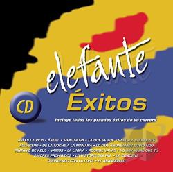 Elefante - Elefante Exitos CD Cover Art