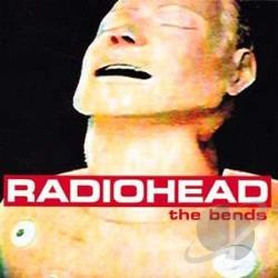 Radiohead - Bends LP Cover Art