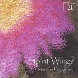 Room 217 - Spirit Wings CD Cover Art
