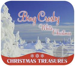 Crosby, Bing - White Christmas CD Cover Art