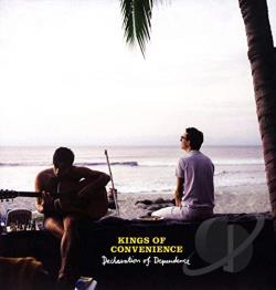 Kings Of Convenience - Declaration of Dependence CD Cover Art