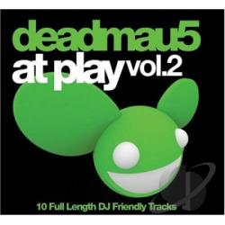 Deadmau5 - At Play, Vol. 2 CD Cover Art