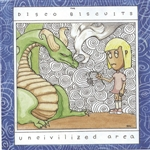 Disco Biscuits - Uncivilized Area DB Cover Art