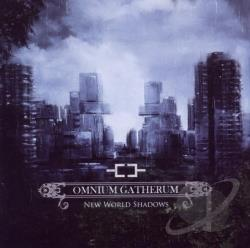 Omnium Gatherum - New World Shadows CD Cover Art