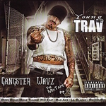 Young Trav - Gangster Wayz - The Mix Tape PT. 2 DB Cover Art