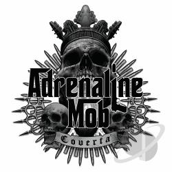 Adrenaline Mob - Coverta CD Cover Art