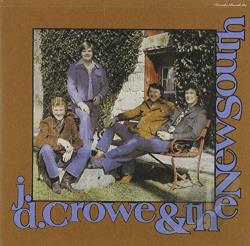J.D. Crowe & the New South - J.D. Crowe & the New South CD Cover Art