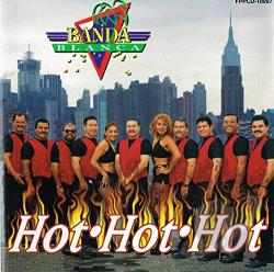 Banda Blanca - Hot, Hot, Hot CD Cover Art