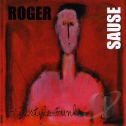 Sause, Roger - Freestyle Funk CD Cover Art